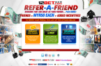 12BET REFER-A-FRIEND screen