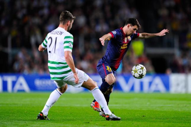 Barcelona Hangs On To Win with Jordi Alba Save against Celtics