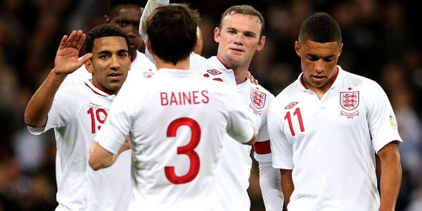 England Excel over San Marino in World Cup Qualifiers 2