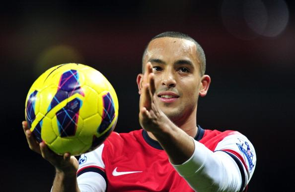 New Contract Ready for Walcott