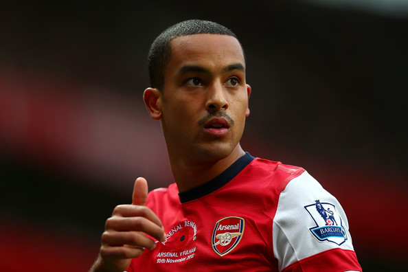 Walcott Nearing New Contract Signing