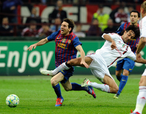 Champions League 2013 - Milan vs. Barcelona - 12Tipster