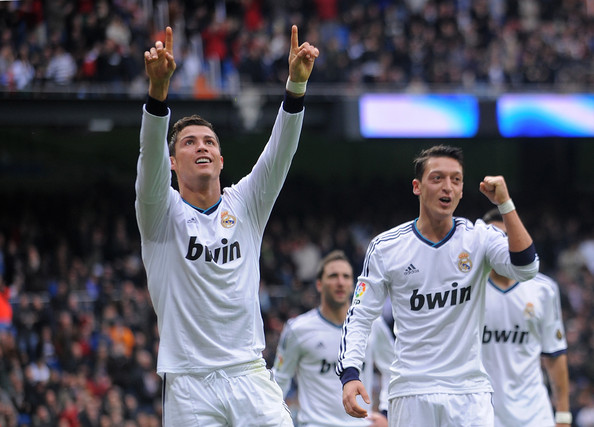 Champions League 2013 - Real Madrid vs. Manchester United - 12Tipster