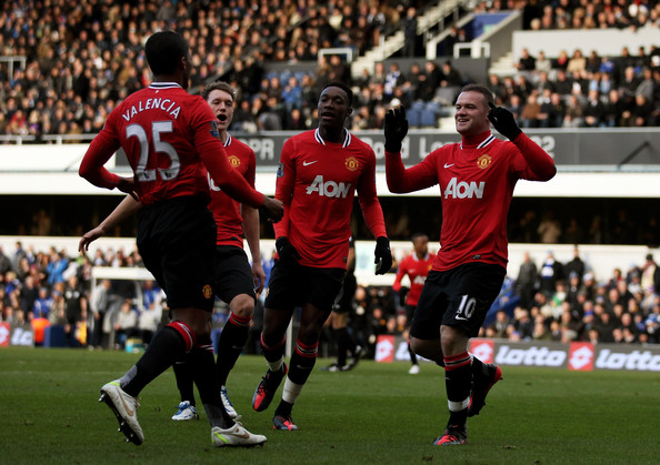 EPL 2013 - Queens Park Rangers vs. Manchester United - 12tipster
