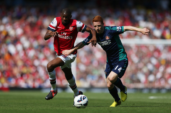 EPL 2013 - Sunderland vs. Arsenal - 12Tipster