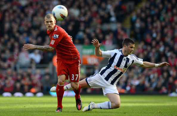 EPL-Liverpool vs. West Bromwich Albion