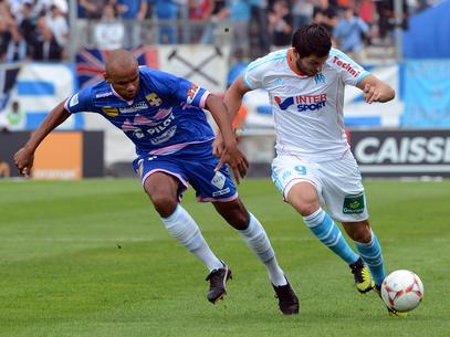 Evian vs. Marseille
