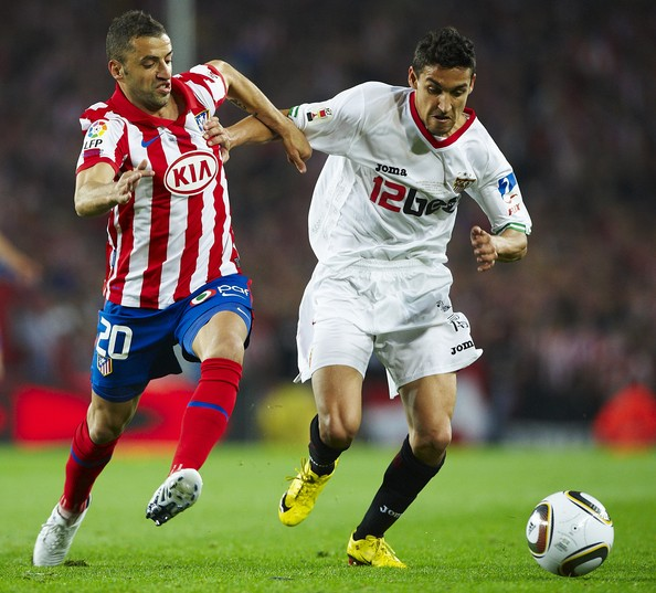 Atletico Madrid vs. Sevilla