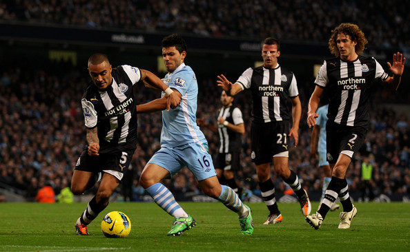 Manchester City vs. Newcastle United