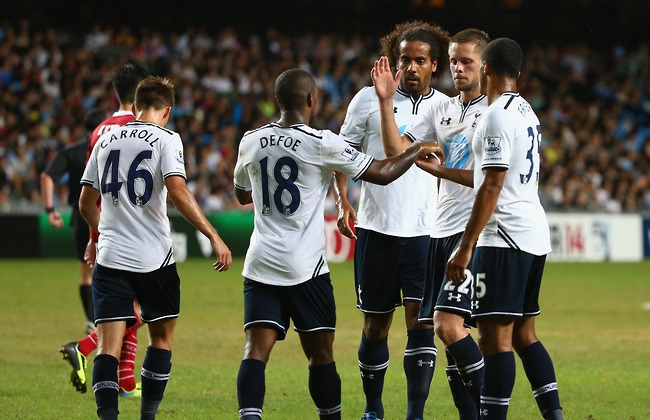 Tottenham v South China - Barclays Asia Trophy: Third Place Play-Off