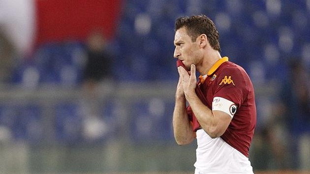 AS Roma-Totti