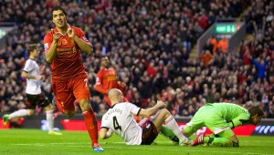 Football - FA Premier League - Liverpool FC v Fulham FC