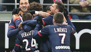 PSG vs reims 3-0