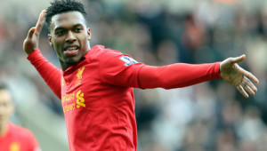 Daniel Sturridge scored twice for Liverpool v Newcastle
