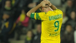 FOOTBALL - FRENCH CHAMP - L1 - NANTES v TOULOUSE