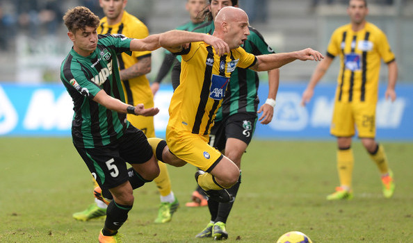Atalanta and Sassuolo