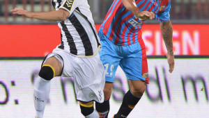 Catania and Udinese