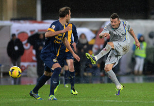 Chievo and Hellas Verona