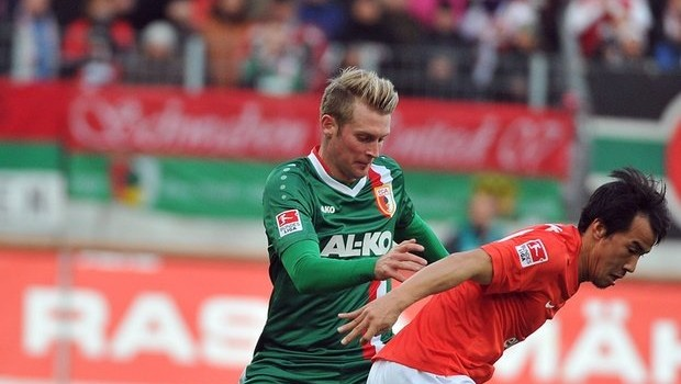 Mainz 05 and FC Augsburg