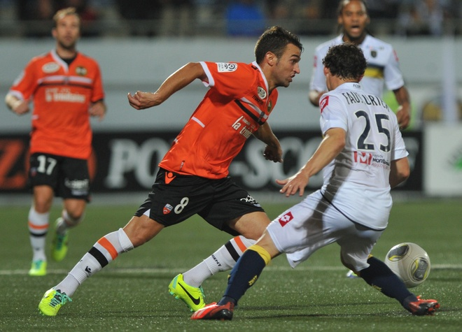 Sochaux and Lorient