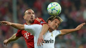 Real Madrid and bayern Munchen