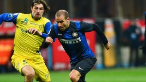 Inter And Chievo