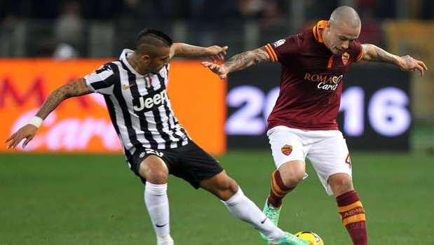Juve and Roma