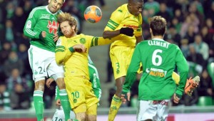 Nantes and Marseille