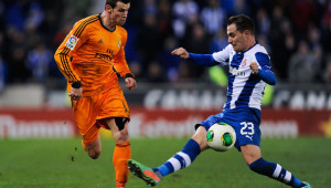 Real Madrid and Espanyol