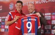 Bayern Munich- Robert Lewandowski