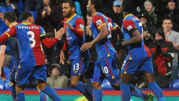 Crystal Palace in the 2013-14 Season