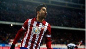 Diego Costa completes signing with Chelsea