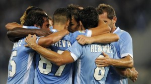 Lazio in the 2013-14 Season