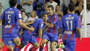 Levante UD in the 2013-14 Season