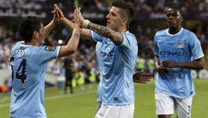Manchester City ICC 2014