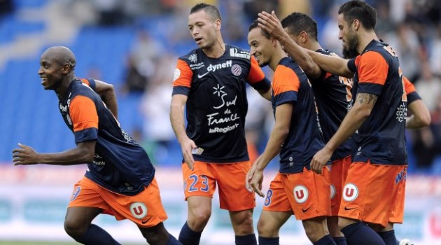 Montpellier HSC in the 2013-14 Season
