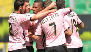 Palermo in the 2013-14 Season