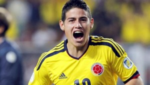 Real Madrid- James Rodriguez