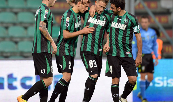 Sassuolo in the 2013-14 Season