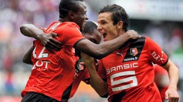 Stade Rennais FC in the 2013-14 Season