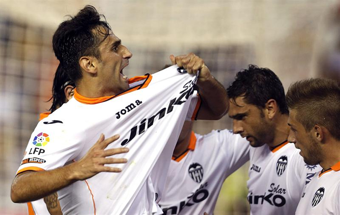 Valencia CF in the 2013-14 Season