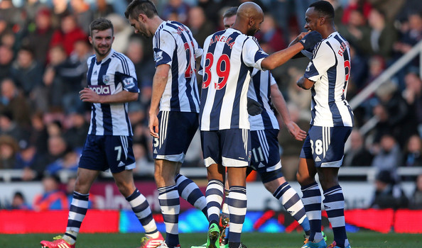 West Bromwich Albion in the 2013-14 Season