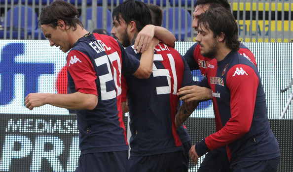 Cagliari Calcio in the 2013-14 Season