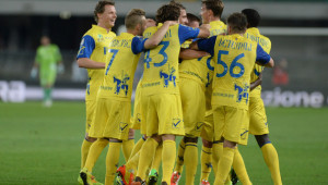 Chievo Verona in the 2013-14 Season