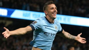 Manchester City- Jovetic