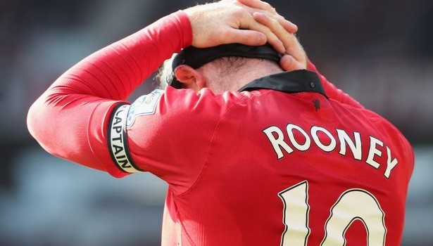 Manchester United-Rooney