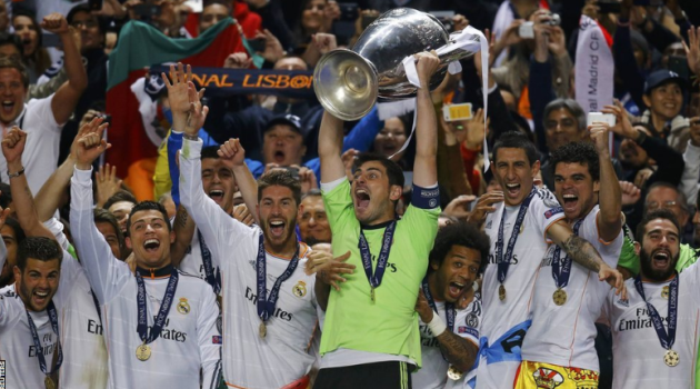 UEFA Super Cup Real Madrid