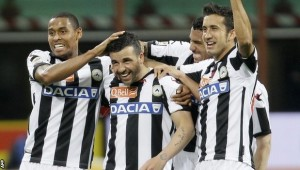 Udinese Calcio in the 2013-14 Season