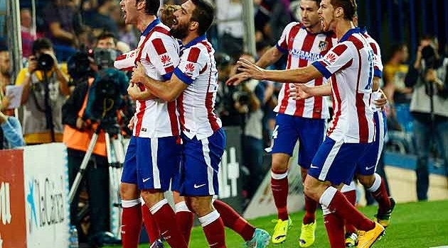 Atletico Madrid week 5
