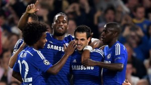 Chelsea UCL 2